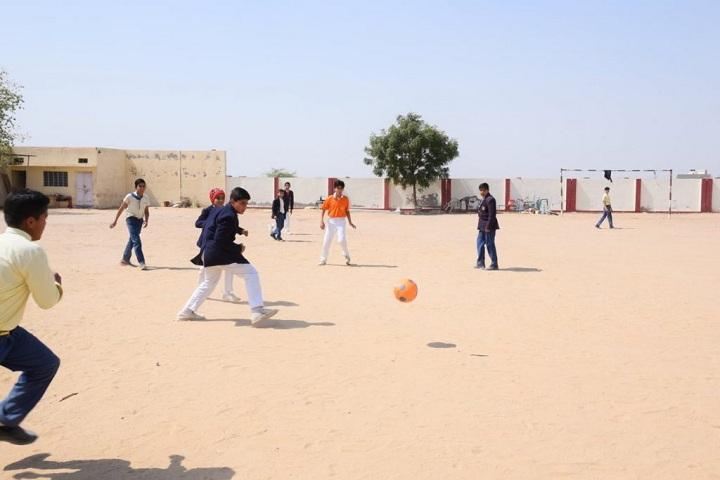 Shiksha High School-Sports football