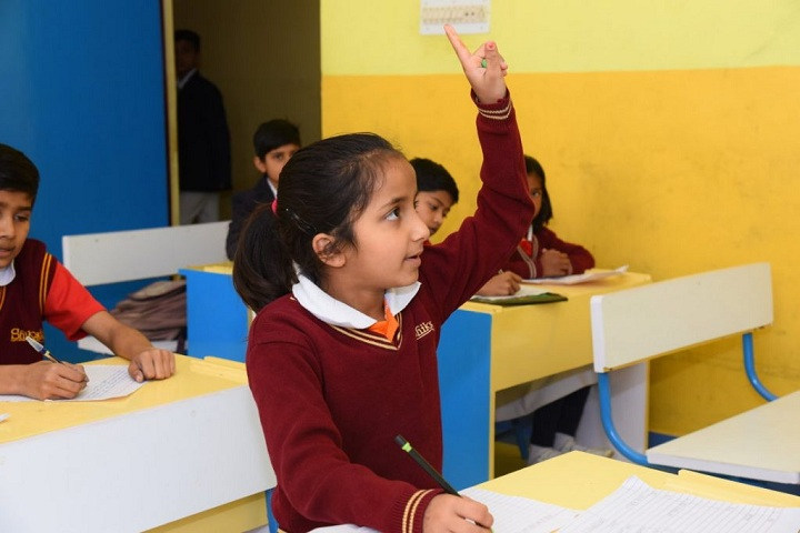 Shiksha High School-Classroom