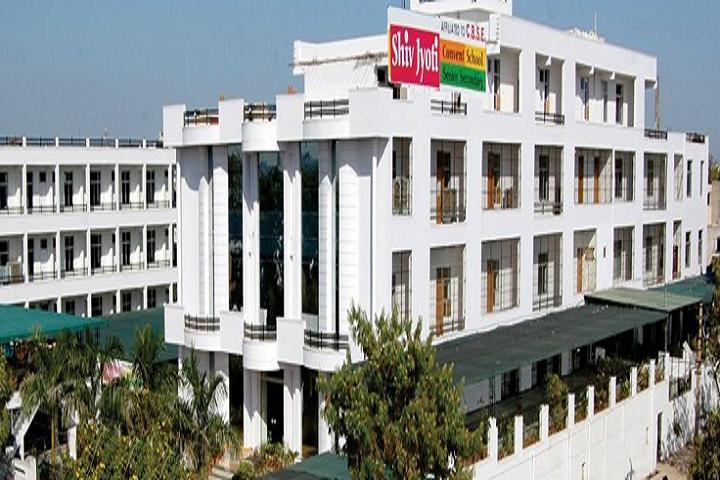 Shiv Jyoti Convent School-Campus-View