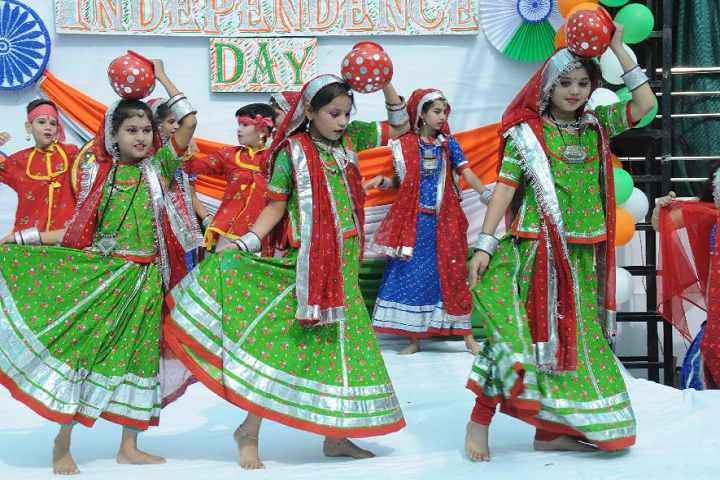 Shiv Jyoti Convent School-Events independance day programme