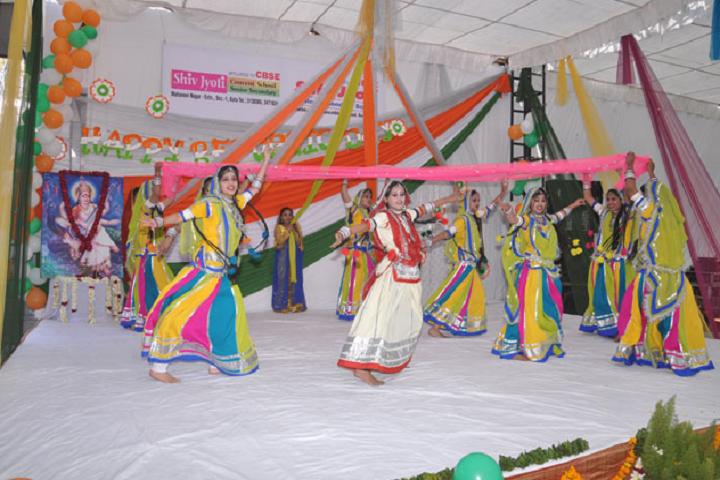 Shiv Jyoti Convent School-Events republic day programme