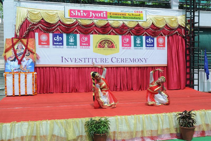Shiv Jyoti Convent School-Events