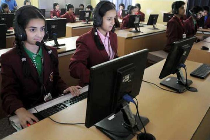 Shiv Jyoti Convent School-IT-Lab