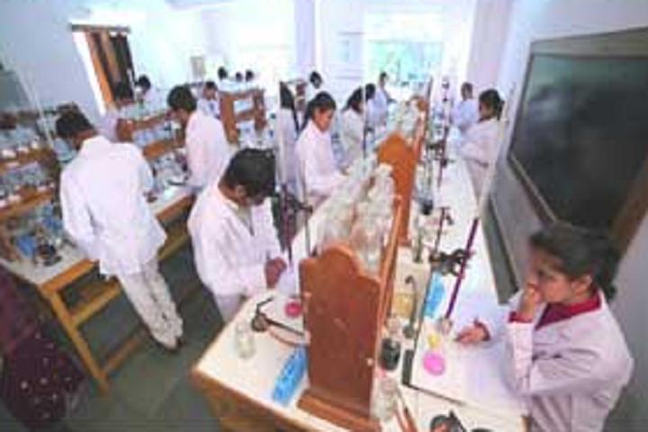 Shiv Jyoti Convent School-Laboratory chemistry