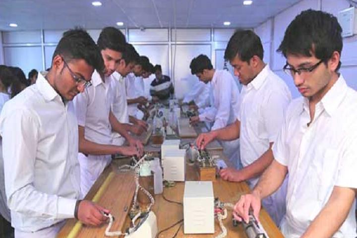 Shiv Jyoti Convent School-Laboratory physics