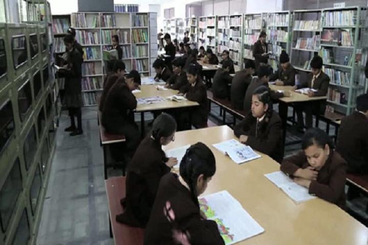 Shiv Jyoti Convent School-Library