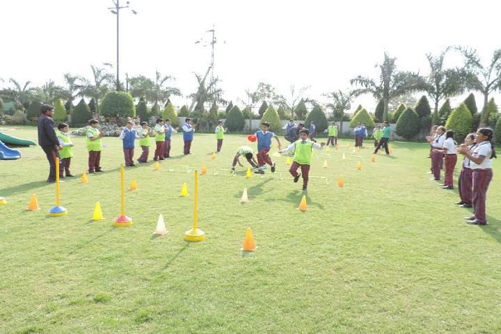 Shiv Jyoti Convent School-Sports