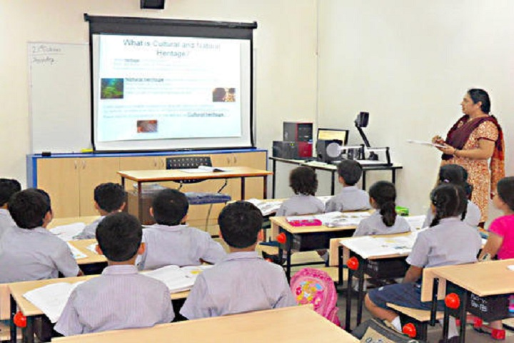 Shiv Jyoti International School-Classroom smart