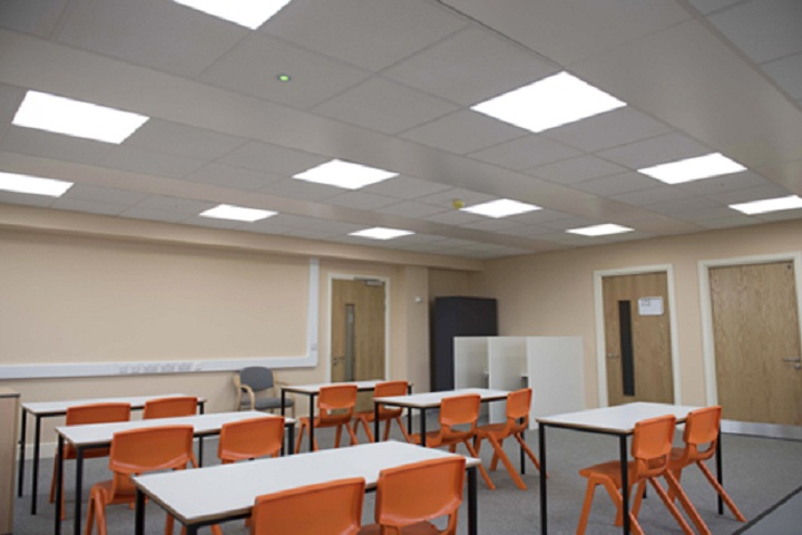 Shiv Jyoti International School-Classroom