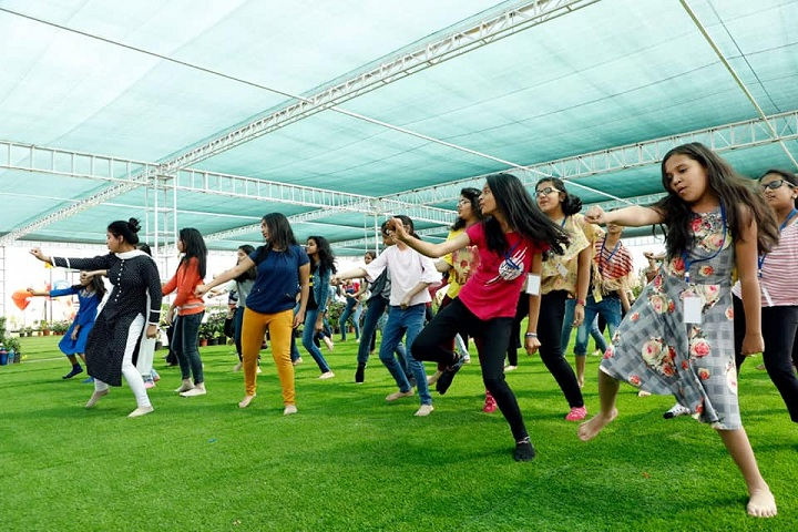 Shiv Jyoti International School-Events dance