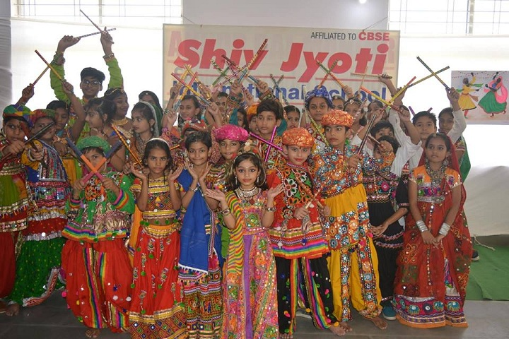 Shiv Jyoti International School-Events