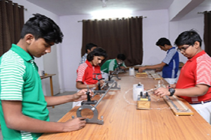 Shiv Jyoti International School-Laboratory physics