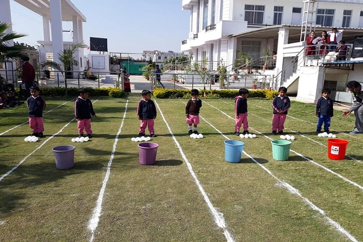 Shiv Jyoti International School-Sports