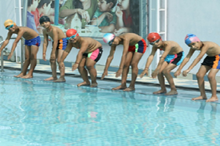 Shiv Jyoti International School-Swimming Pool