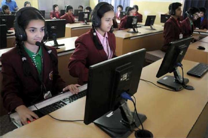 Shiv Jyoti Senior Secondary School-IT-Lab