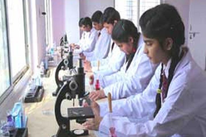 Shiv Jyoti Senior Secondary School-Laboratory biology