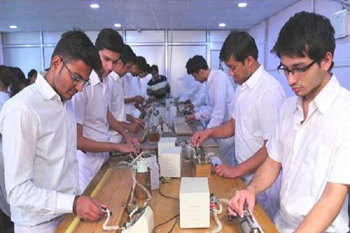 Shiv Jyoti Senior Secondary School-Laboratory physics
