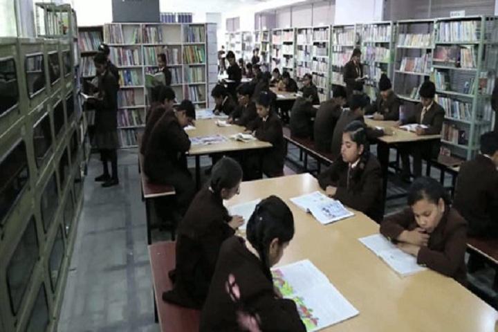 Shiv Jyoti Senior Secondary School-Library