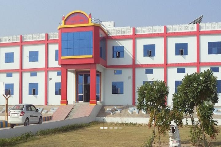 Shree Deichand Mangeram Smart School-Campus-View