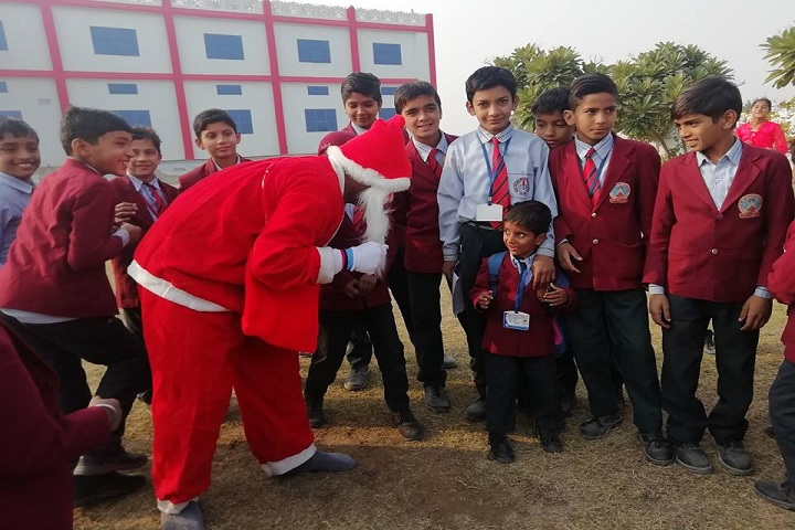 Shree Deichand Mangeram Smart School-Events christmas