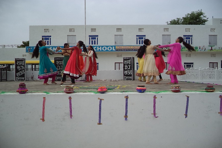 Shree Deichand Mangeram Smart School-Events