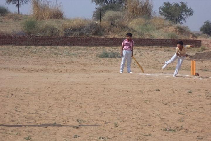 Shree Deichand Mangeram Smart School-Sports cricket