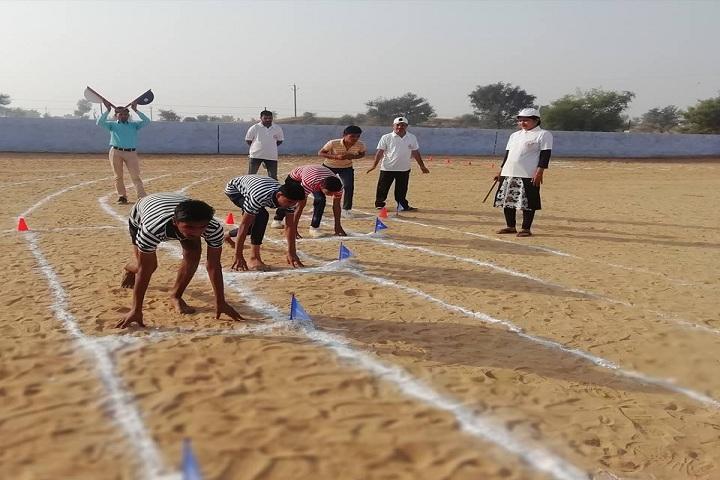 Shree Deichand Mangeram Smart School-Sports running