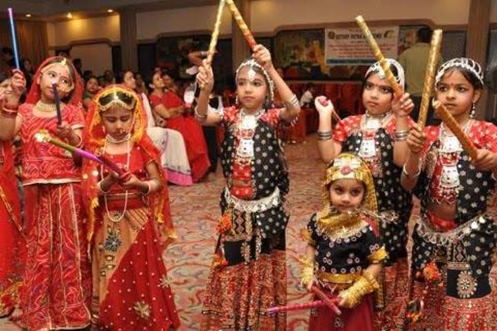 Lyceum International School-Cultural Dance