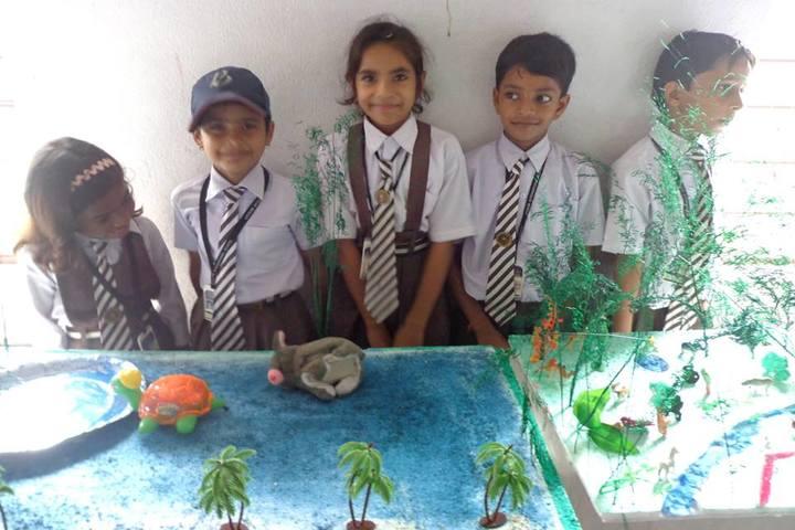 Lyceum International School-Educational Exbhition