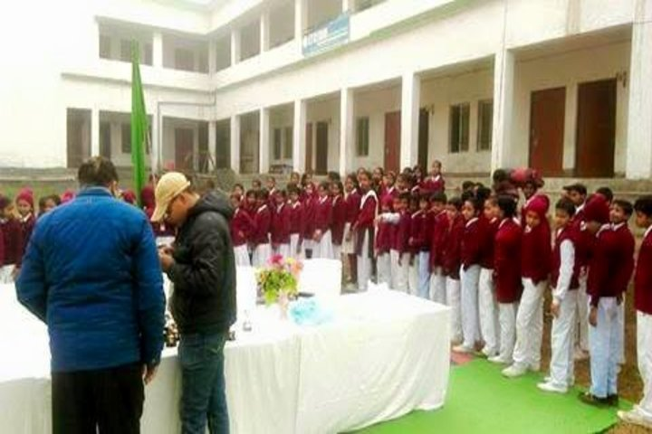Lyceum International School-Investiture  Ceremoney