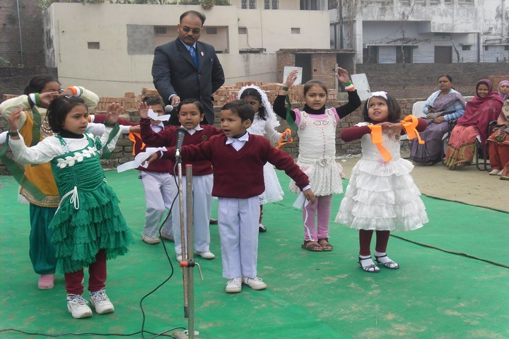 Lyceum International School-Republic Day Celebrations