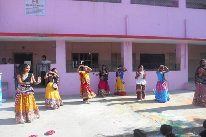 Shree Mahesh Public School-Events dance