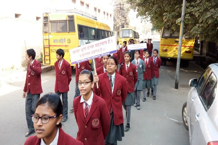 Shree Mahesh Public School-Others rally