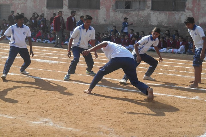 Shree Mahesh Public School-Sports kabbadi
