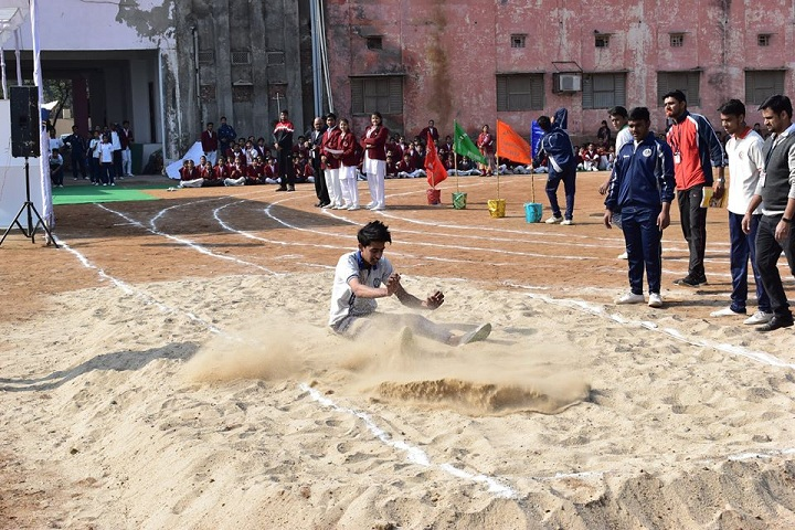 Shree Mahesh Public School-Sports