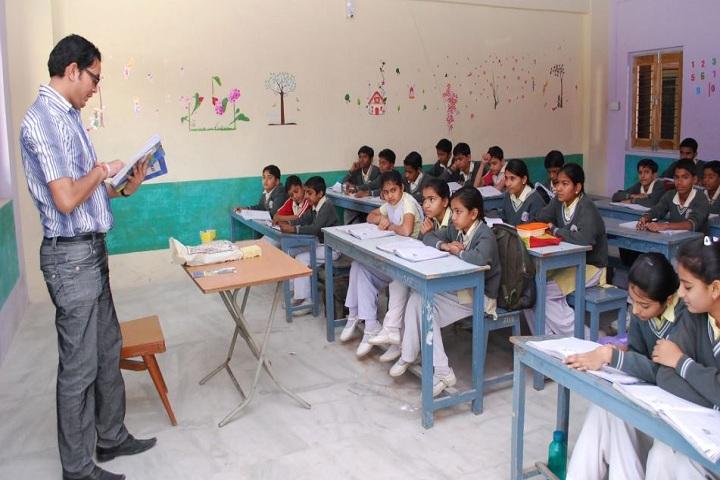 Shri Ajit Vidya Mandir-Classroom