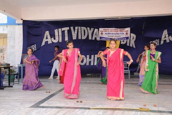 Shri Ajit Vidya Mandir-Events programme