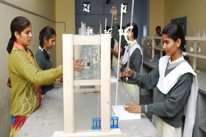 Shri Ajit Vidya Mandir-Laboratory