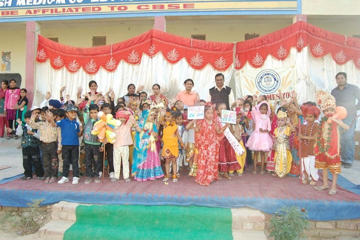 Shri Guru Harkrishan Public School-Events Celebration