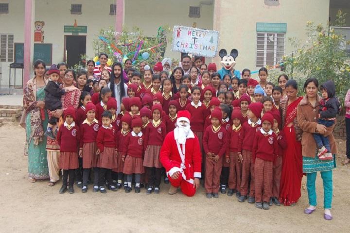 Shri Guru Harkrishan Public School-Events Christmas