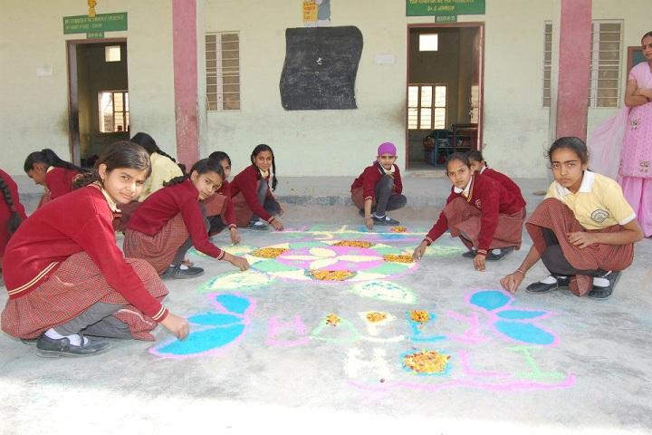 Shri Guru Harkrishan Public School-Events Festival