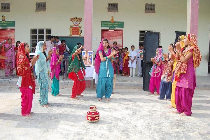 Shri Guru Harkrishan Public School-Events Programme
