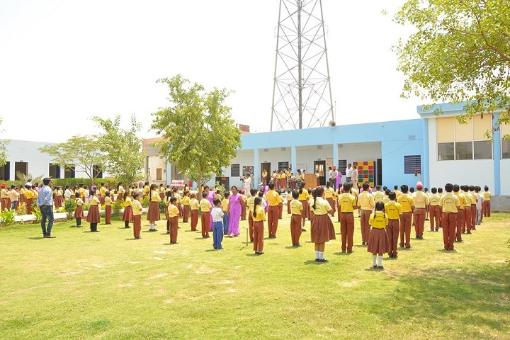 Shri Guru Harkrishan Public School-Others Prayer