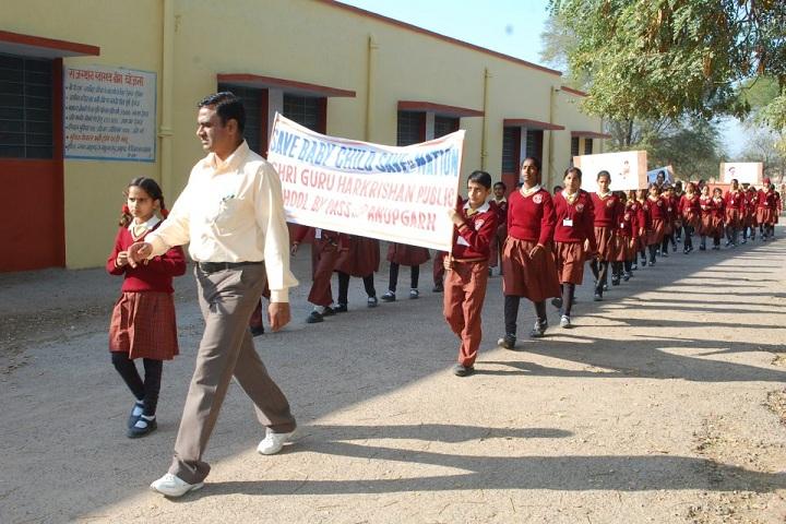 Shri Guru Harkrishan Public School-Others Rally