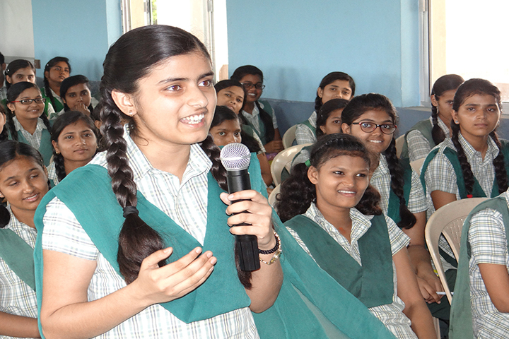 M S Memorial Public School-Career Counselling
