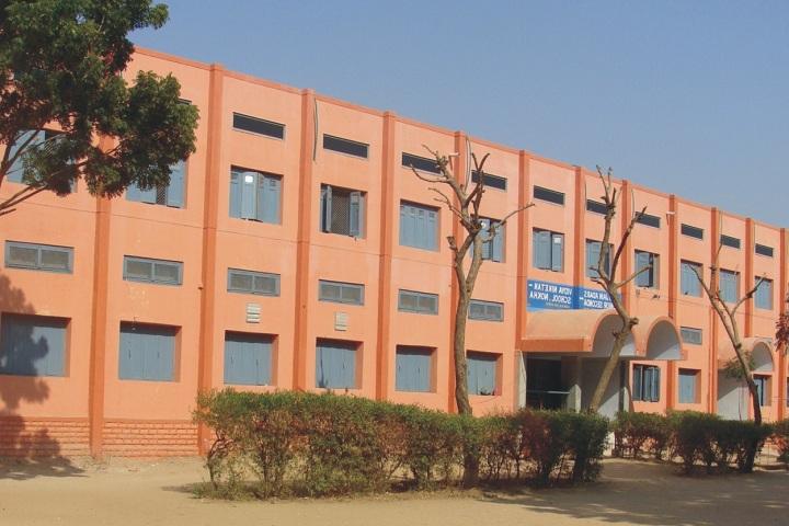 Shri Jain Adarsh Vidya Niketan-Campus-View