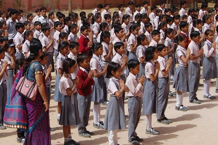 Shri Jain Adarsh Vidya Niketan-Others prayer