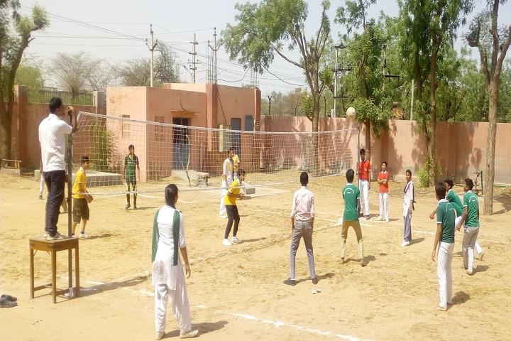 Shri Jain Adarsh Vidya Niketan-Sports