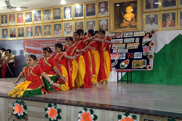 Shri Jain Adarsh Vidya Niketan-Events independance day programme