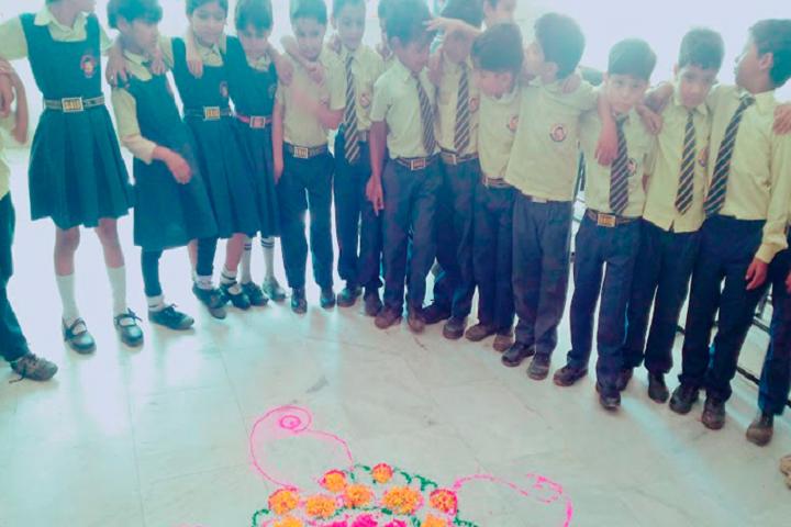 Shri Radhaswami International School-Events festival